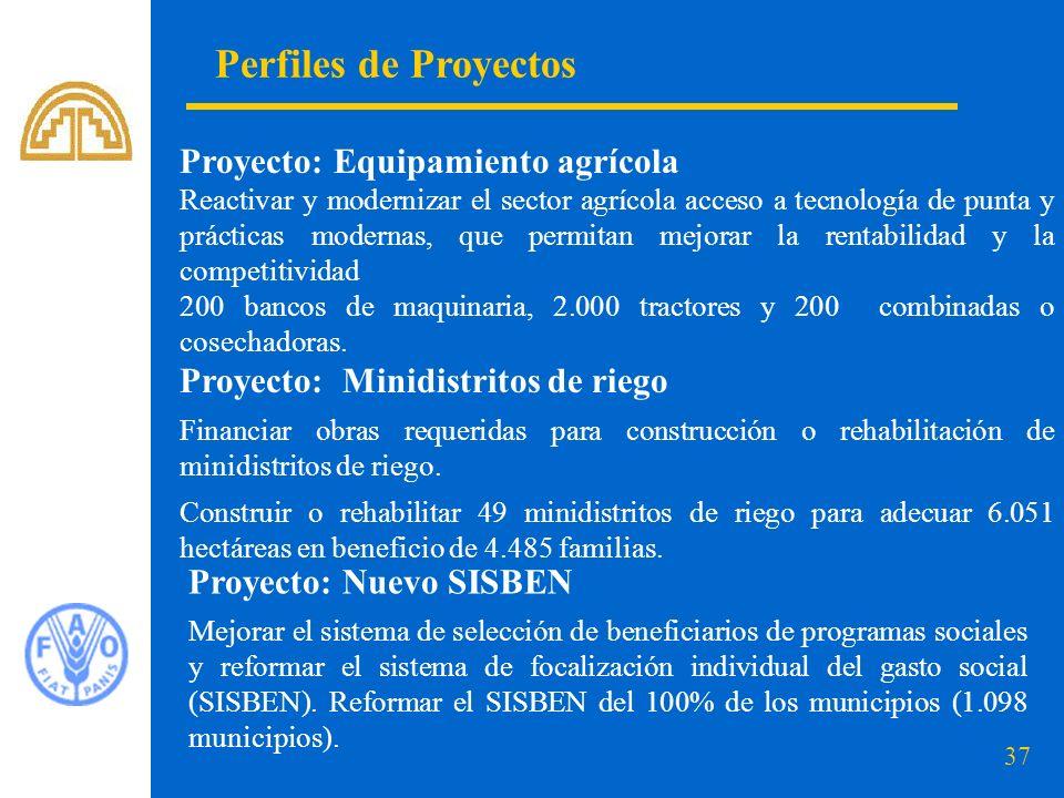 38 Perfiles de Proyectos Proyecto: Educación en población, salud sexual y reproductiva.