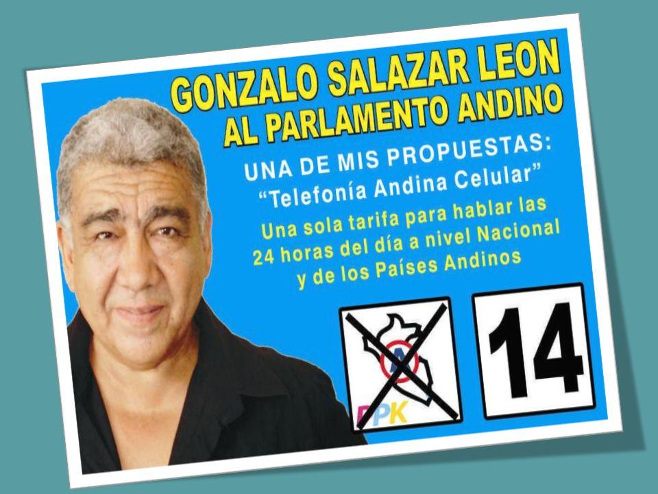 AL PARLAMENTO ANDINO –CAN 4º.- SISTEMA NORMATIVO ANDINO / DERECHO ANDINO.- Impulsar que el Parlamento Andino hacia una Instancia legislativa con compe