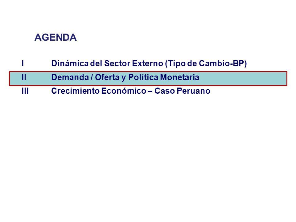 Teoría Cuantitativa del Dinero 11 Y ¿Cuál es el papel de la inflación esperada.