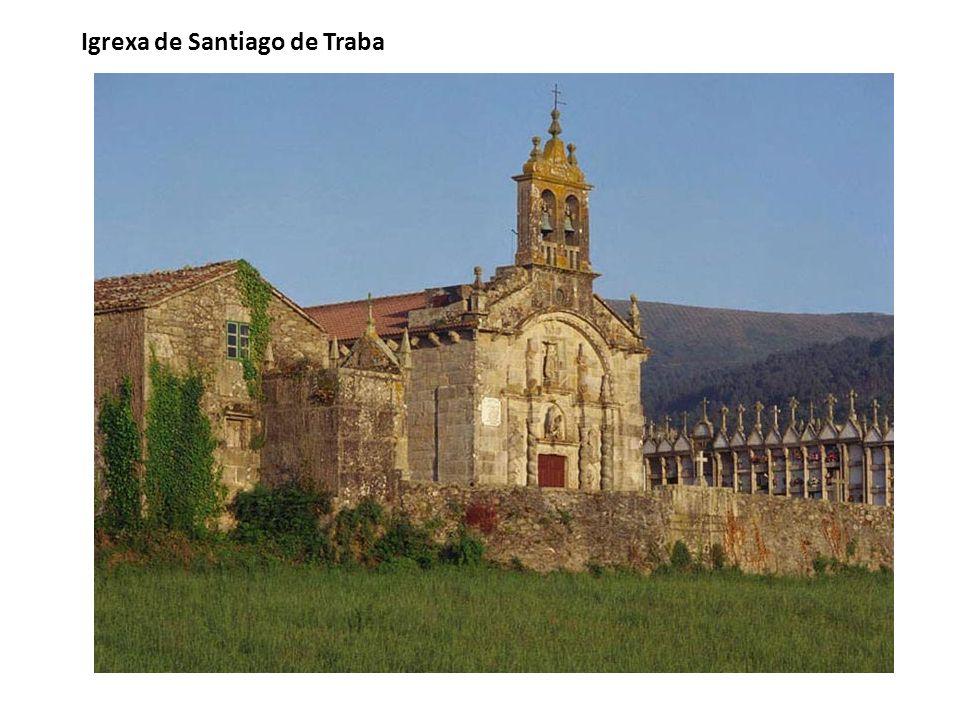 Igrexa de Santiago de Traba