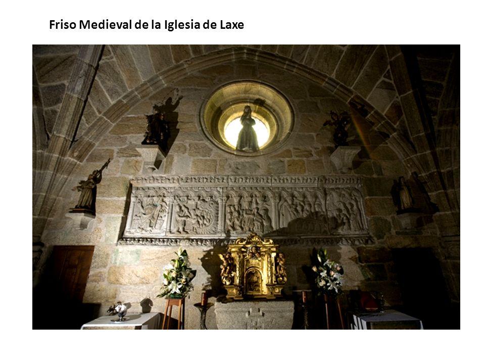 Friso Medieval de la Iglesia de Laxe