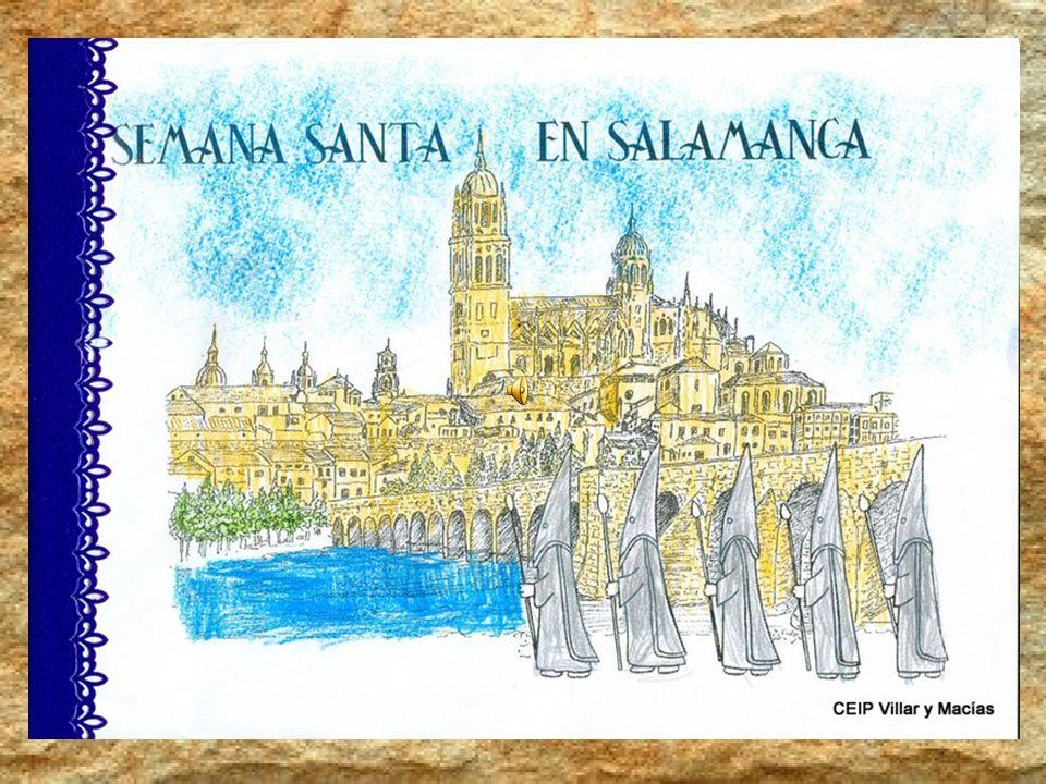 Así celebramos el X aniversario de la declaración de la Semana Santa salmantina de interés turístico internacional.