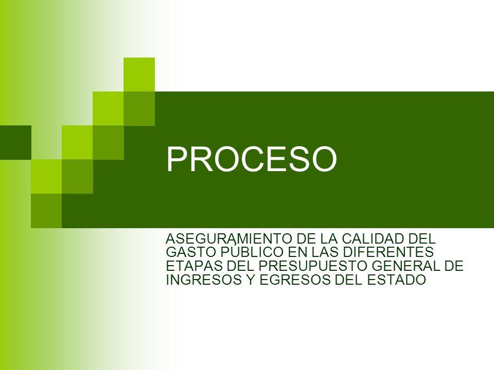 El proceso de un presupuesto por resultados incluye: su formulación, discusión y aprobación, ejecución y evaluación.