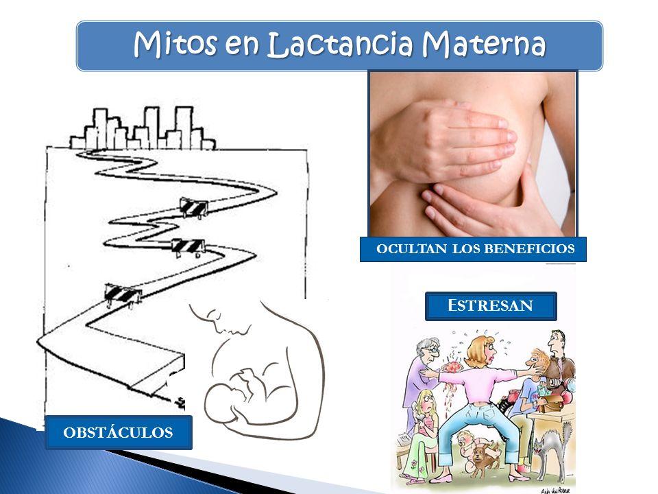 Mitos en Lactancia Materna REMOLINO QUE ALEJA Los mitos en general son detractores de la lactancia Atentan contra la confianza de la madre de la madre Desalientan a las madres que desean amamantar a sus bebés