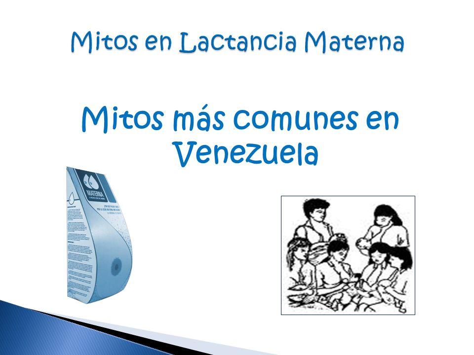 Mitos más comunes en Venezuela