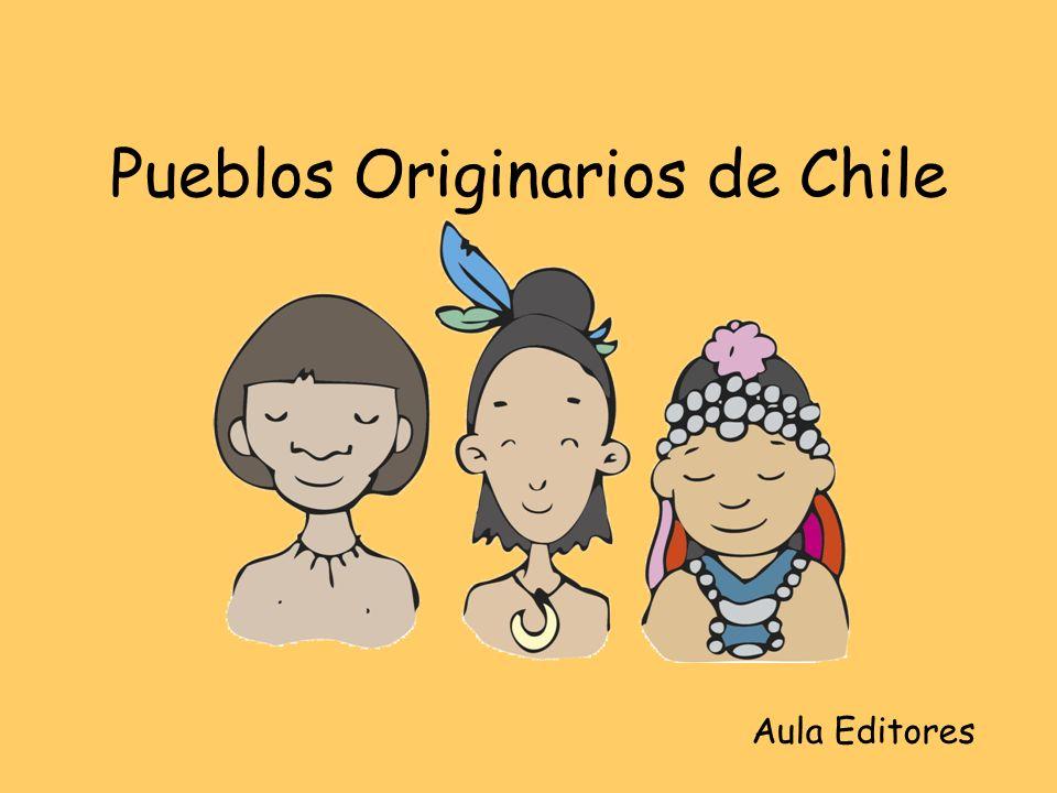 Pueblos Originarios de Chile Aula Editores