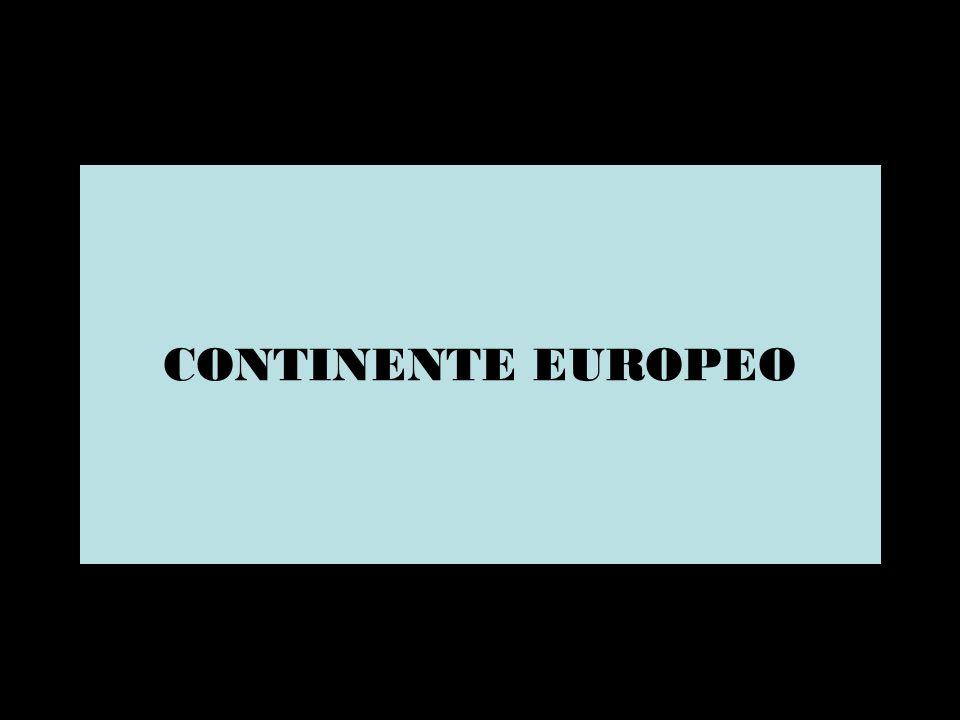 CONTINENTE EUROPEO