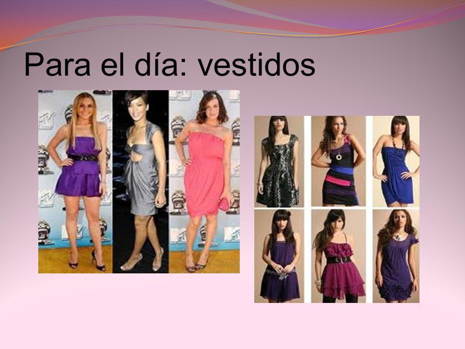 Para el día: vestidos