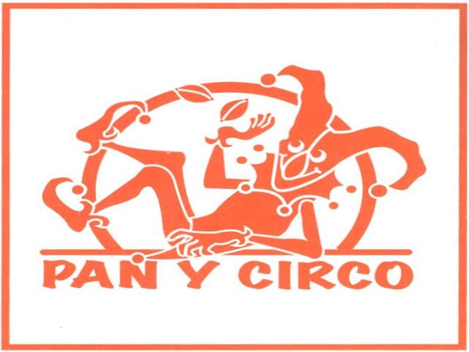 Índice: Pan y circo.Pan y circo. Representaciones teatrales.