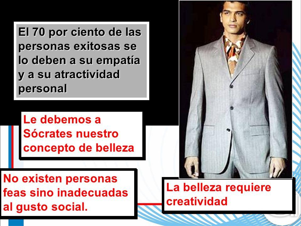 El uso correcto de la corbata 6- no utilice nudos grandes con cuellos de camisa pequeños y viceversa.