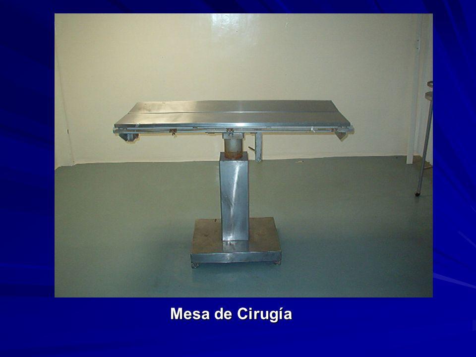 Mesa de Cirugía