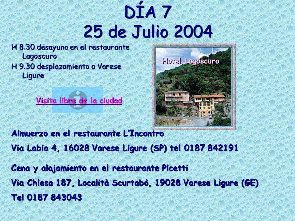 El itinerario empieza en la playa Del Frate.
