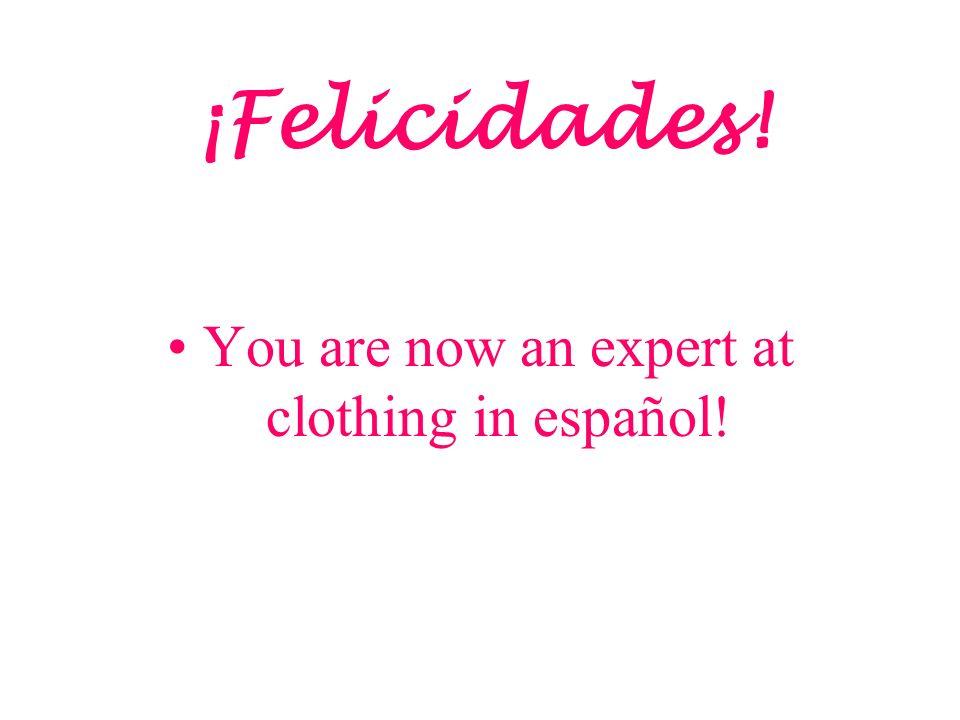 ¿Qué significa vestido en español? dress underwear blouse No ¡Bien hecho!