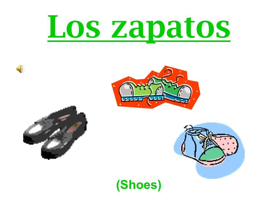 Los zapatos (Shoes)