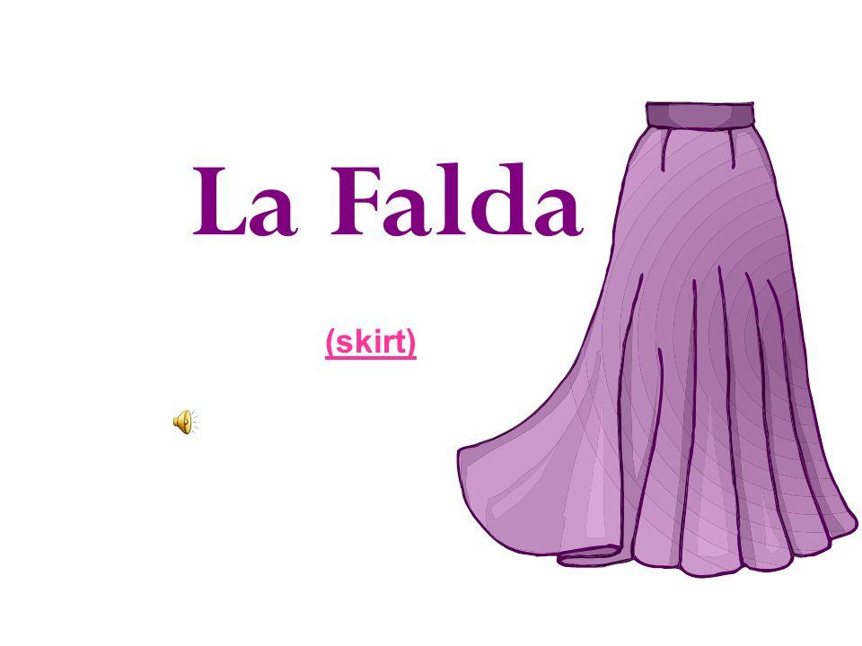 La Falda (skirt)