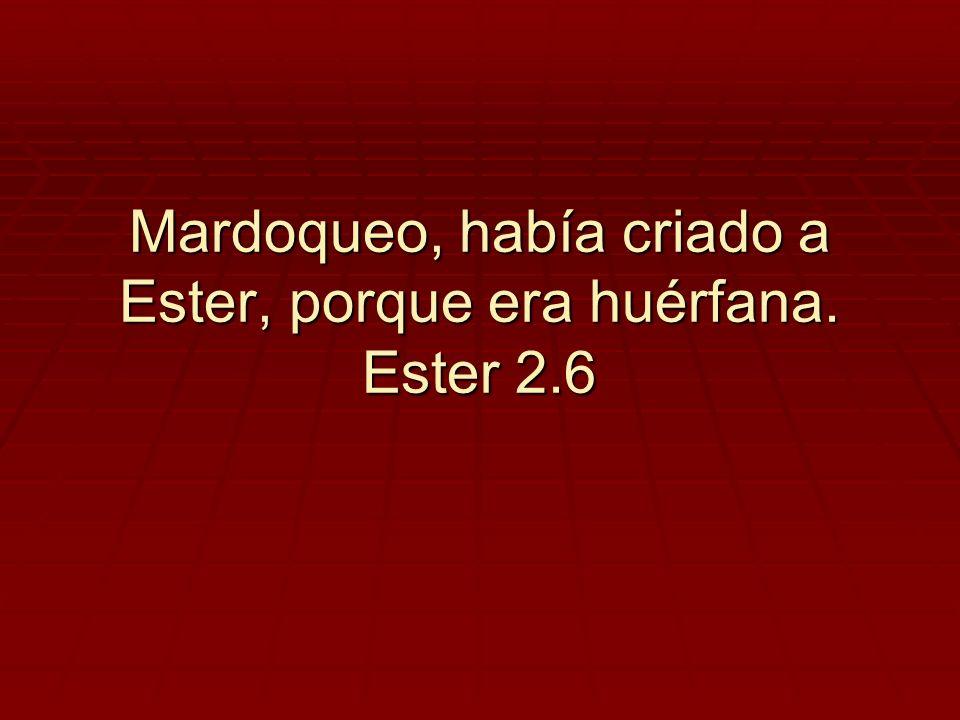Ester era una mujer común Exiliada Exiliada Esclava Esclava Huérfana Huérfana Discriminada Discriminada