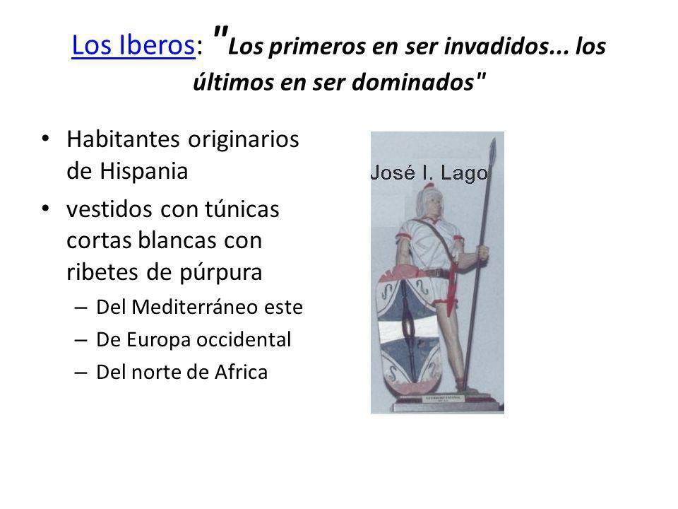 Los IberosLos Iberos:
