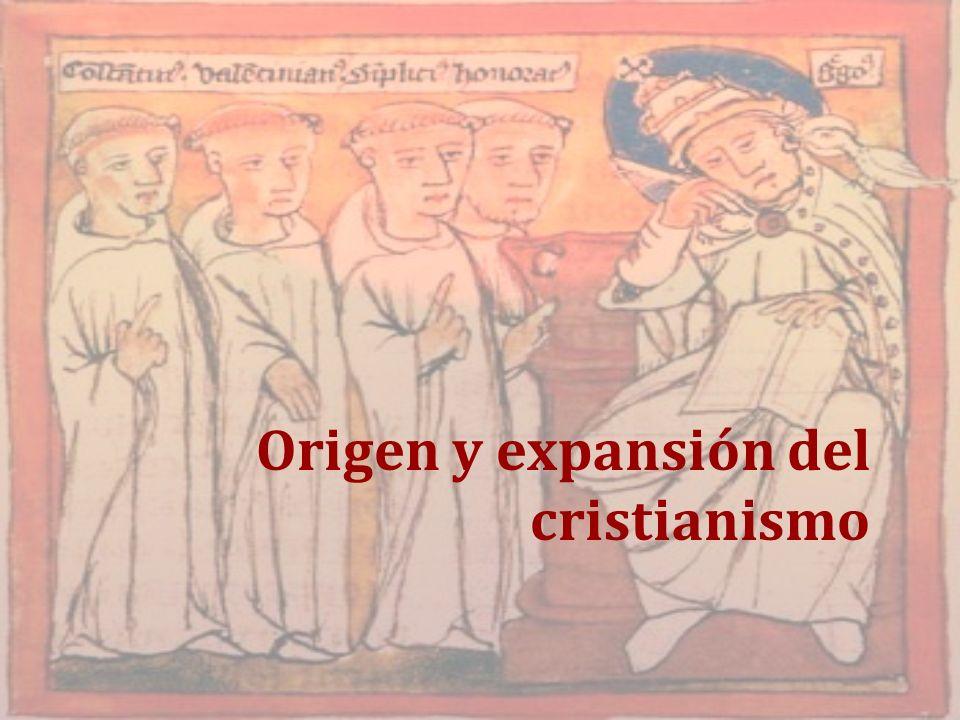 Origen y expansión del cristianismo