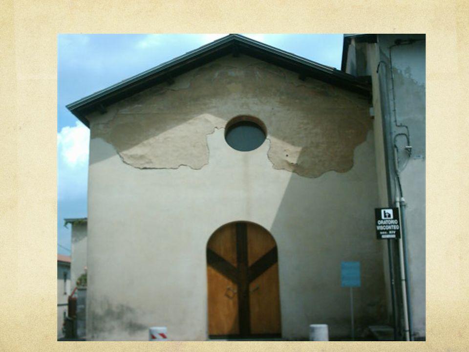 El oratorio visconteo de San Venanzio fue construdio por los Visconti, familia de Milan,en la segunda mitad del siglo XIV.
