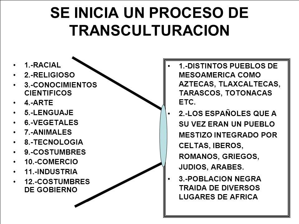 Grupos indígenas: Aztecas Mayas Tlaxcaltecas Tarascos Cempoaltecas Otomíes Grupos Europeos: Españoles:Iberos Celtas, Griegos, Romanos, Arabes Judíos G