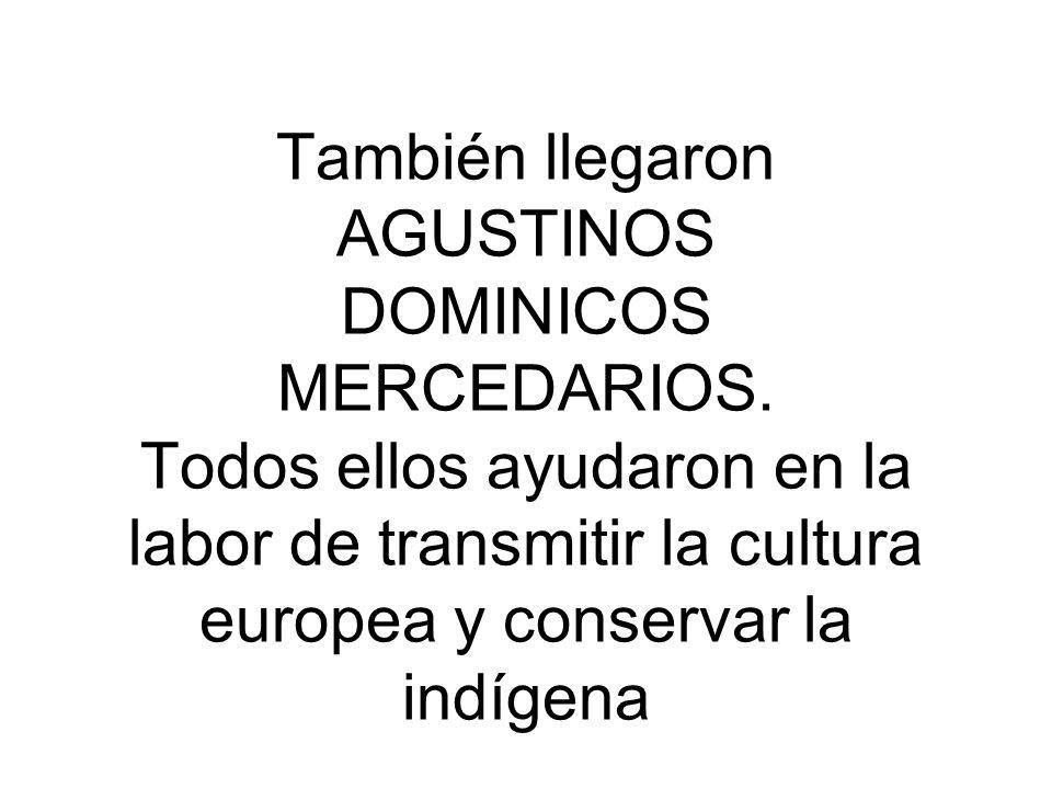 *Jesuitas 1.- Don Carlos de Siguenza y Góngora fue el ingenio más universal de la Nueva España en el siglo XVII. Se ocuparon de la Educación superior