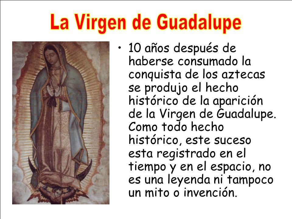 Los enigmas de Guadalupe