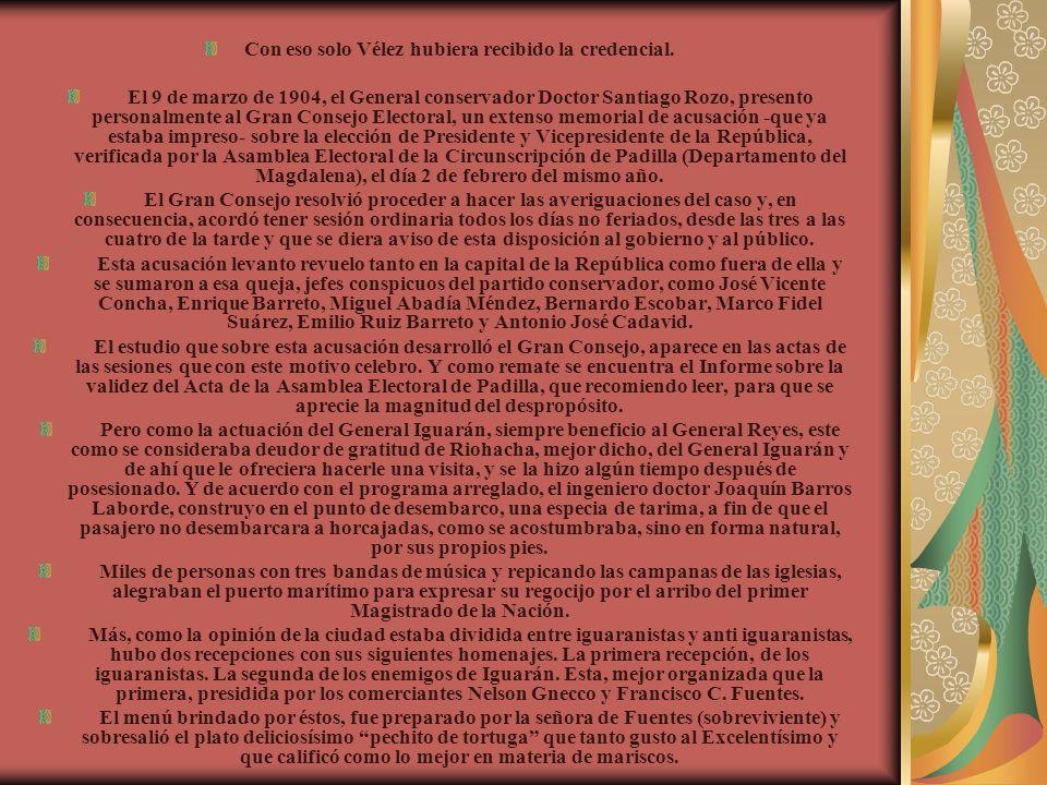 RAFAEL REYES JOAQUIN F. VELEZ RAFAEL REYES JOAQUIN F. VELEZ