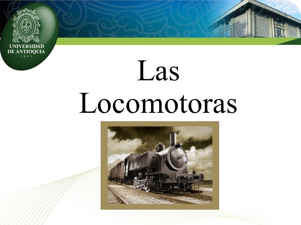 Las Locomotoras
