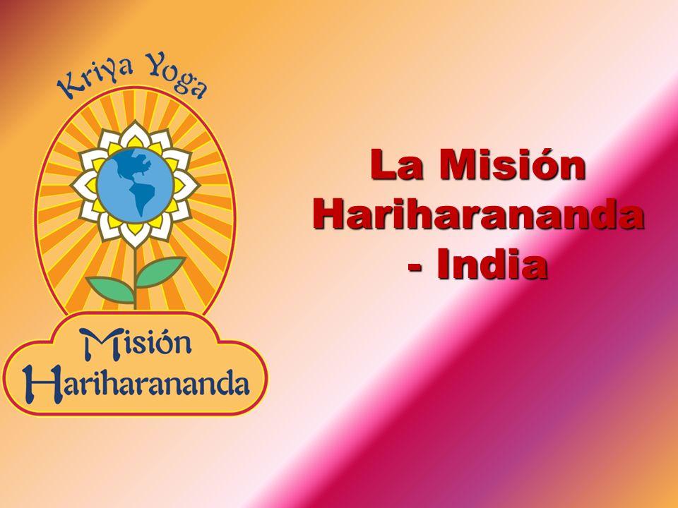 La Misión Hariharananda - India