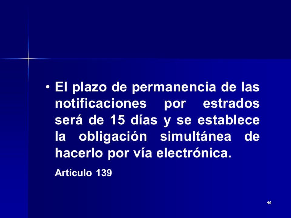 39 I.Personalmente o por correo certificado o electrónico II.Correo ordinario o telegrama III.Por estrados IV.Por edictos V.Por instructivo FORMAS DE NOTIFICACION FISCAL (Art.