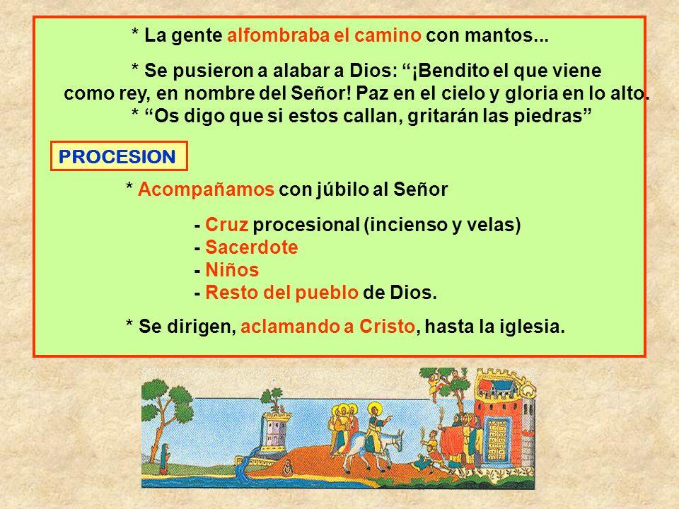 EUCARISTIA Centro: LA PASION EUCARISTIA Centro: LA PASION ORACION Dios Todopoderoso * Quisiste que nuestro Salvador se hiciese hombre y muriese en la cruz.