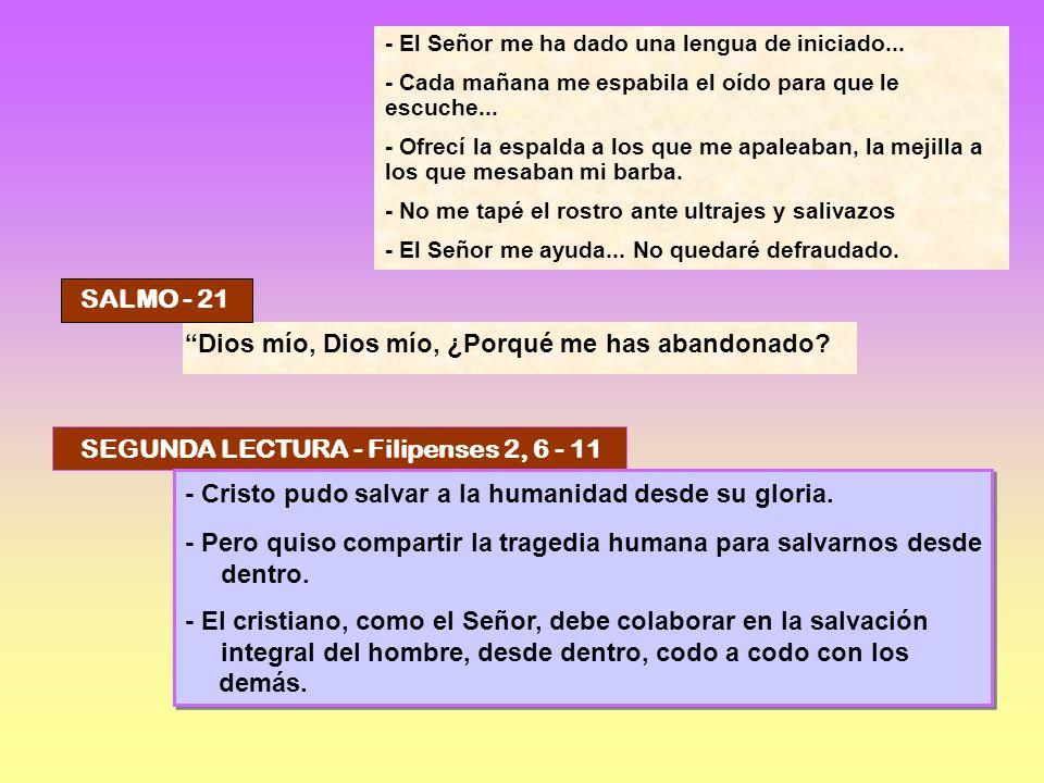 - Cristo, a pesar de su condición divina, no quiso hacer alarde de su categoría de Dios.