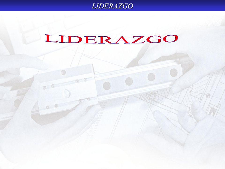 LIDERAZGO GRACIAS