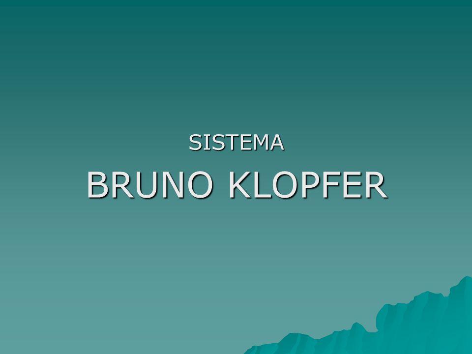 SISTEMA BRUNO KLOPFER