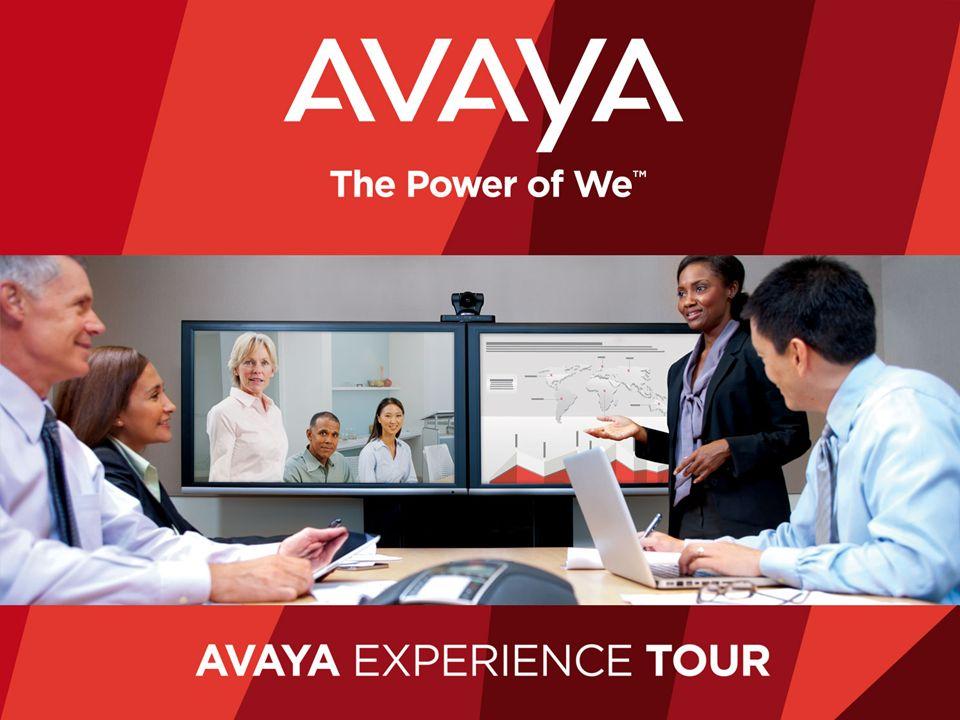 © 2013 Avaya Inc.All rights reserved. 22 La agenda de hoy 8:00 a.m.