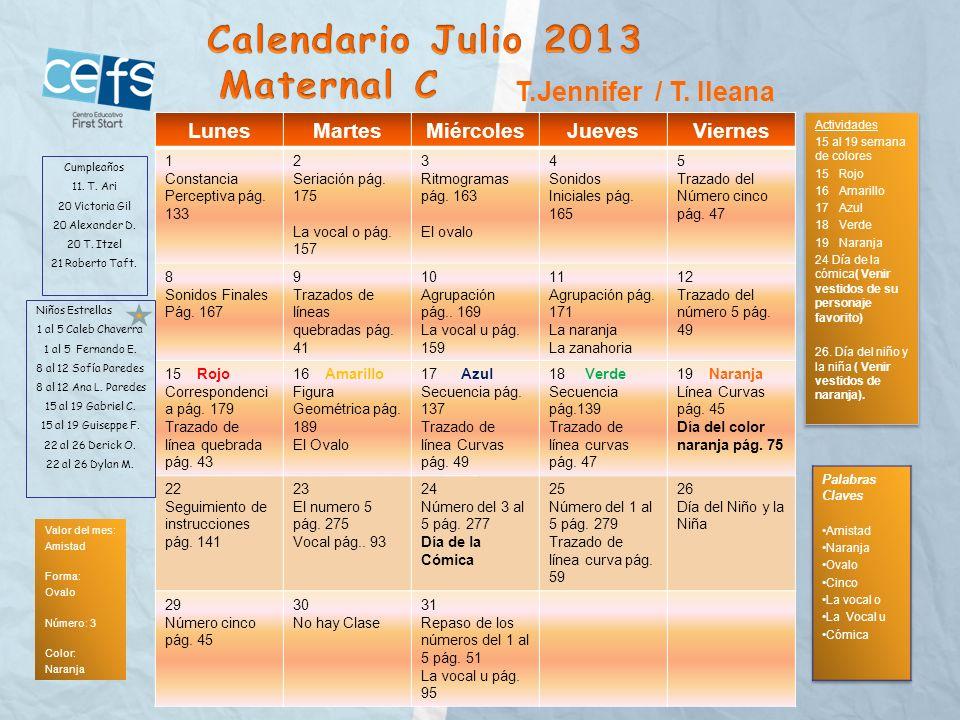 LunesMartesMiércolesJuevesViernes 1 Reconocer los medios de transportes pág.