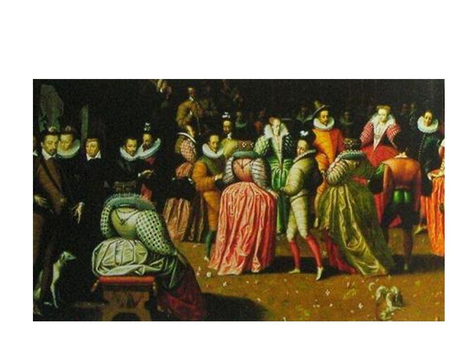 ESTILO ACUCHILLADO Fue durante el Renacimiento en que se popularizó el estilo denominado Acuchillado, surgiendo como resultado de la derrota de Carlos el Temerario en 1477, cuando los suizos cayeron sobre sus tropas en Nancy, para celebrar la victoria cortaron los estandartes, las tiendas y los lujosos vestidos del ejército de borgoñón, atando tiras a los desgarrones de sus vestidos.