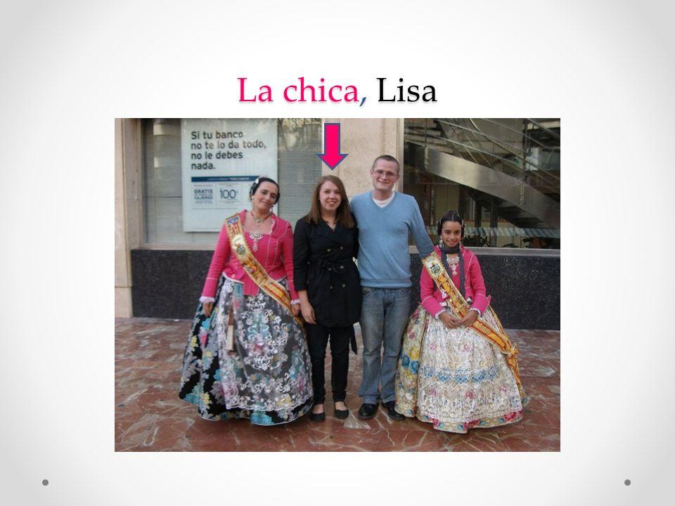 La chica, Lisa