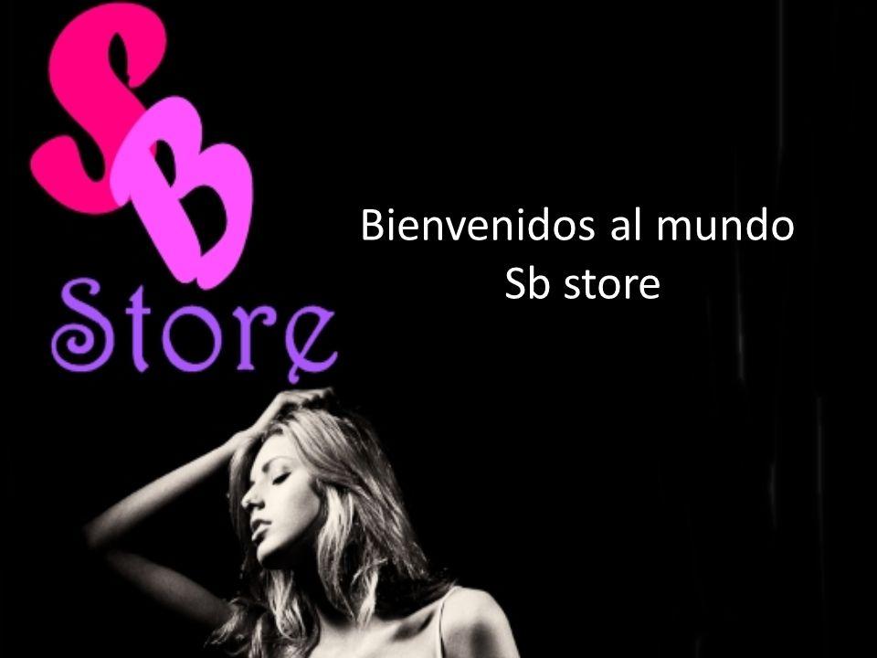 Bienvenidos al mundo Sb store