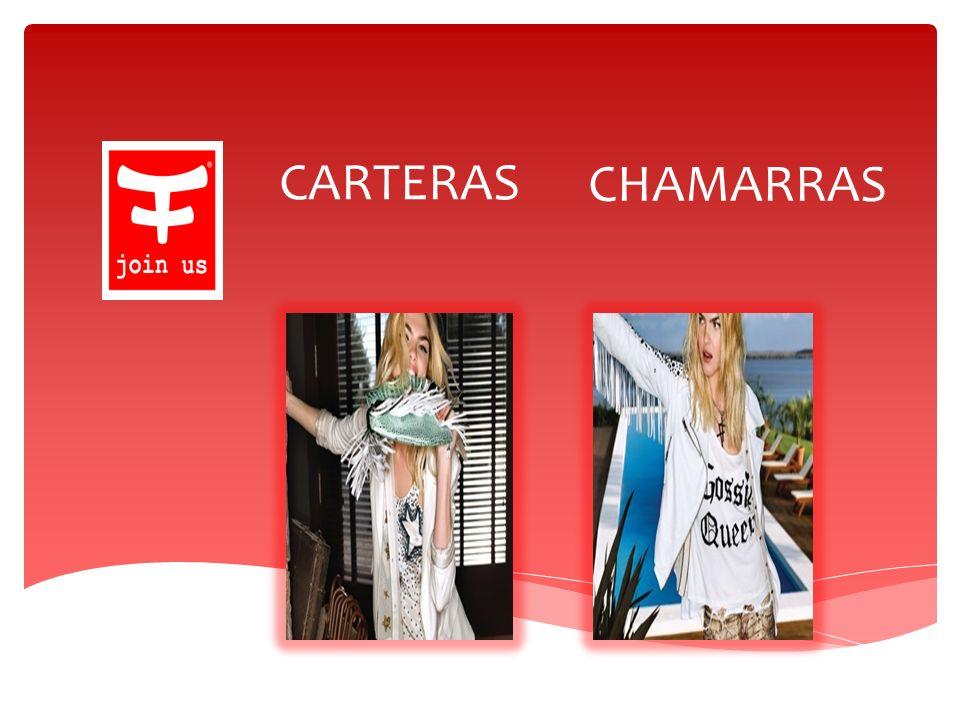 CARTERAS CHAMARRAS