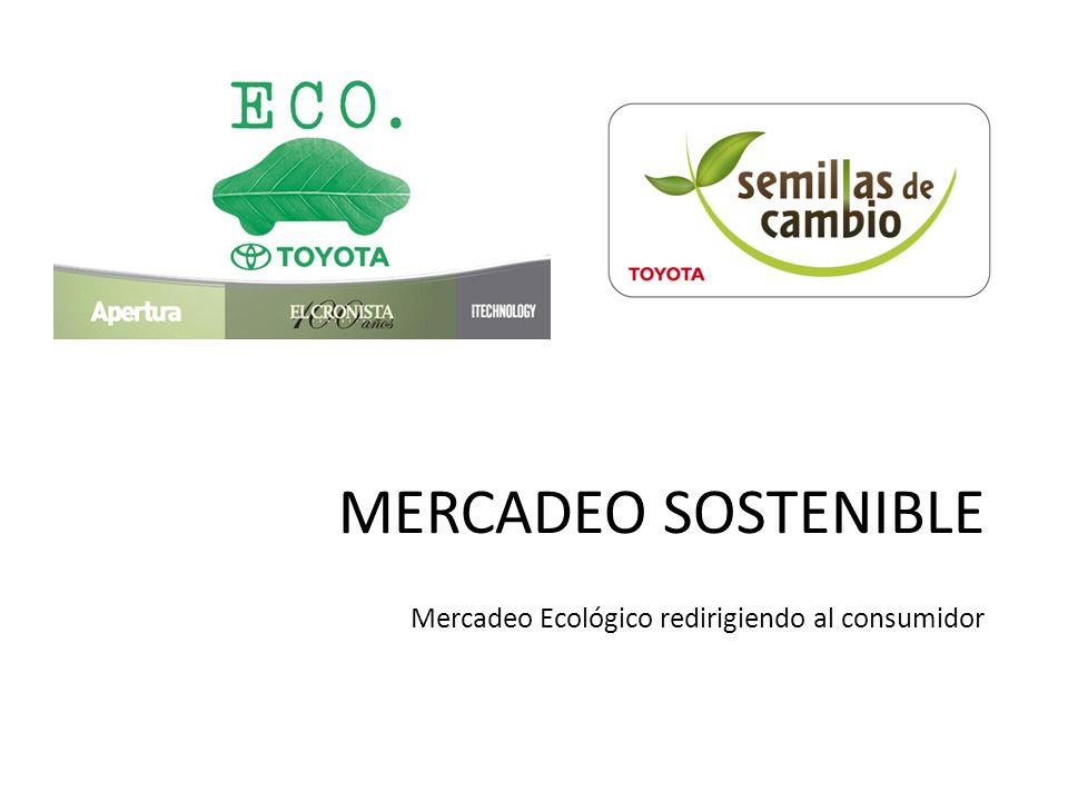 El marketing ecológico debe asumir como misión tres funciones: 1.Redirigir la elección de los consumidores, 2.Reorientar el marketing mix de la empresa 3.Reorganizar el comportamiento de la empresa.