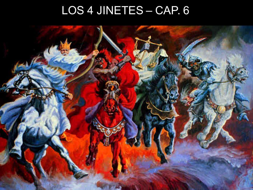LOS 4 JINETES – CAP. 6