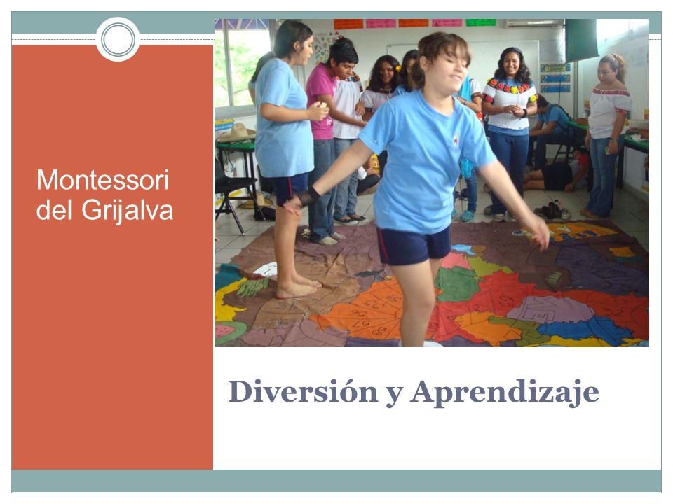 Diversión y Aprendizaje Montessori del Grijalva