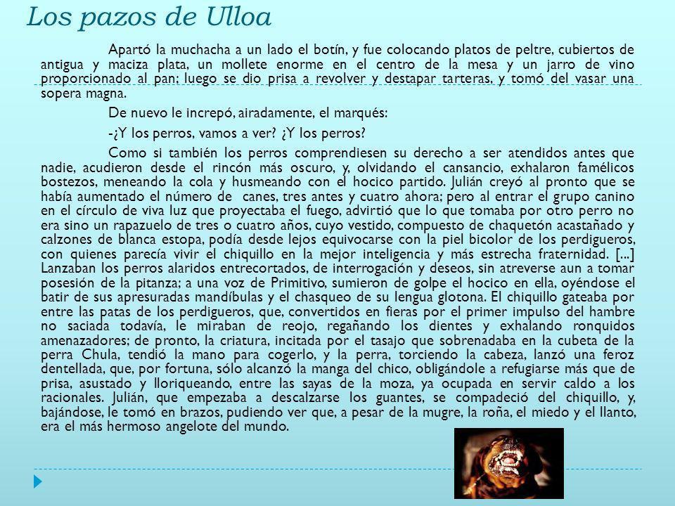 EMILIA PARDO BAZÁN - Narradora y crítica literaria - Introductora del Naturalismo en España («La cuestión palpitante») - Rechaza el determinismo - Pri