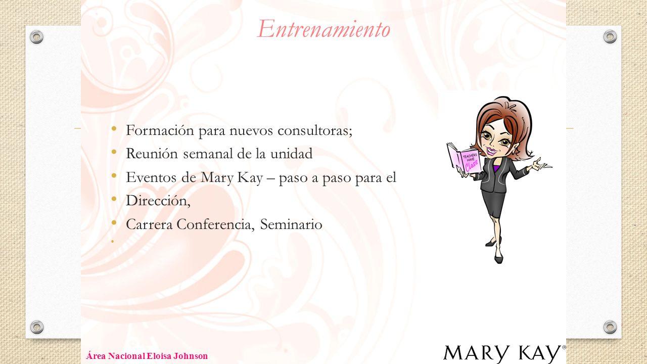 Entrenamiento Formación para nuevos consultoras; Reunión semanal de la unidad Eventos de Mary Kay – paso a paso para el Dirección, Carrera Conferencia