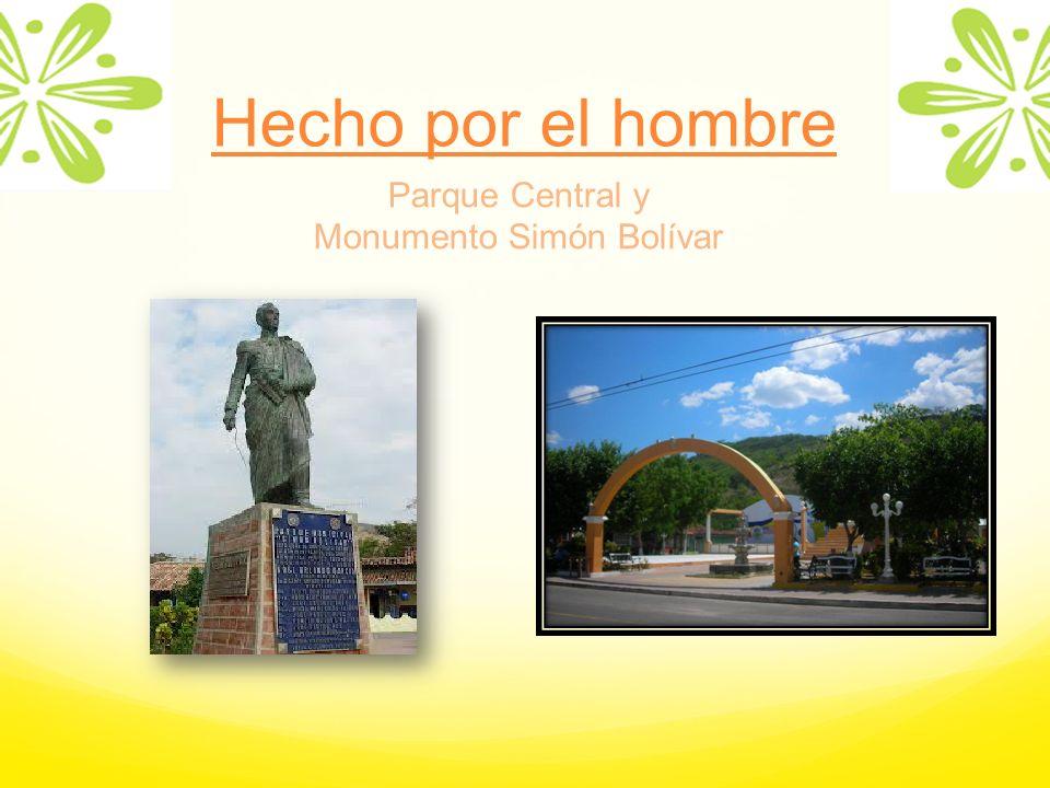 Hecho por el hombre Parque Central y Monumento Simón Bolívar