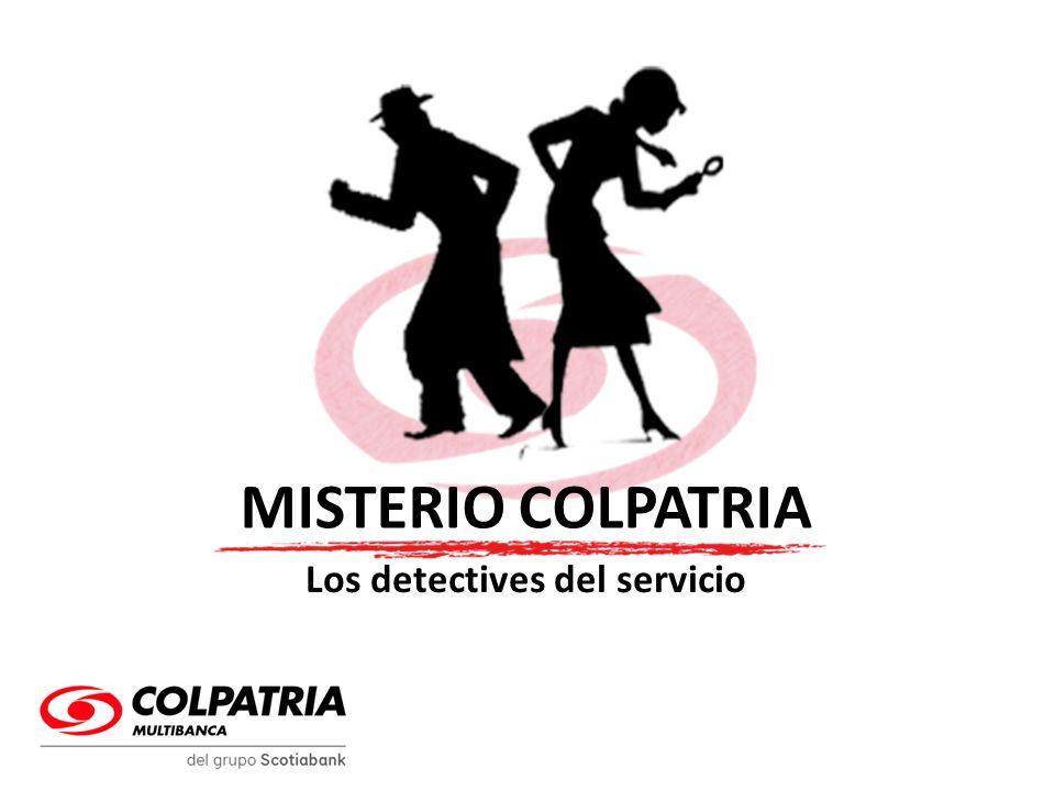 En Colpatria ya conocemos los lineamientos de servicio SOFIA, sin embargo, estos…¡han desaparecido.