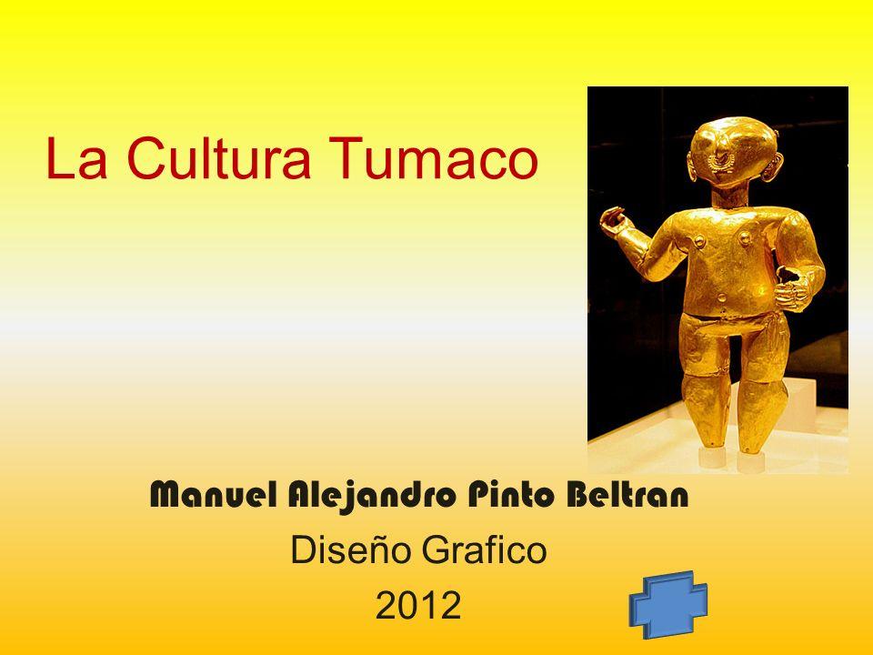 La Cultura Tumaco Manuel Alejandro Pinto Beltran Diseño Grafico 2012