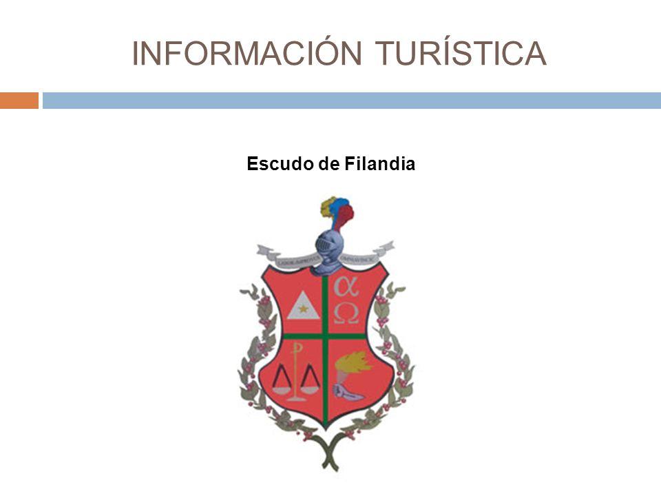 INFORMACIÓN TURÍSTICA Escudo de Filandia