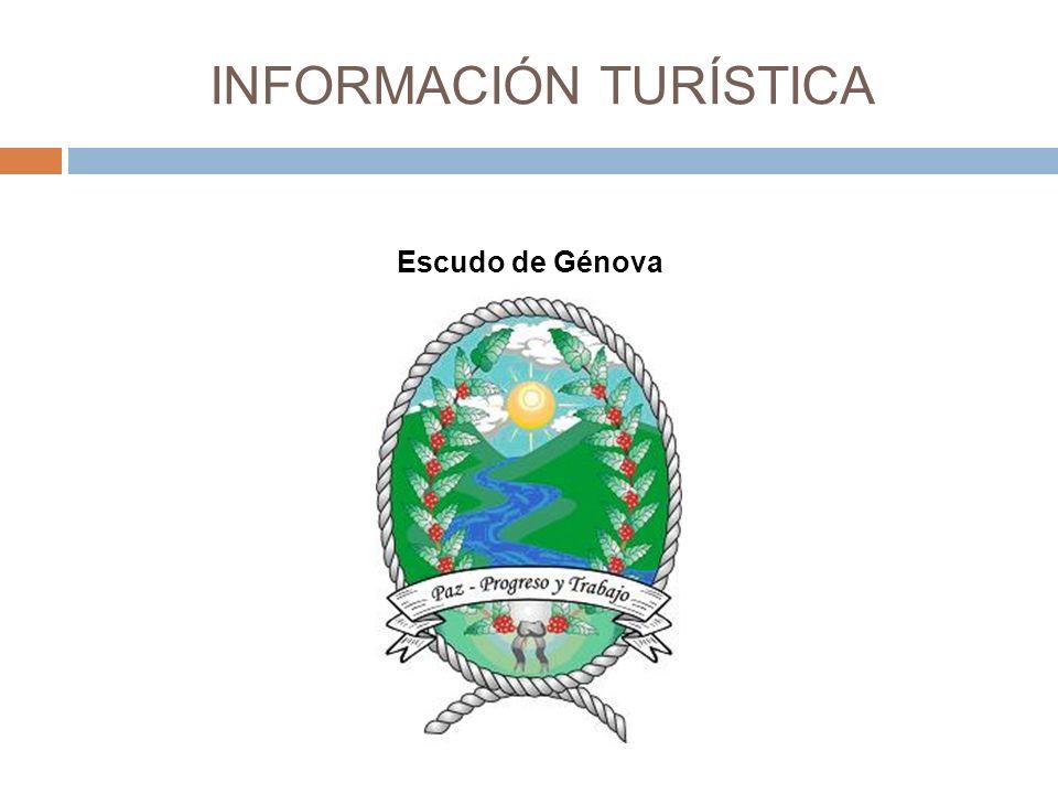 INFORMACIÓN TURÍSTICA Escudo de Génova